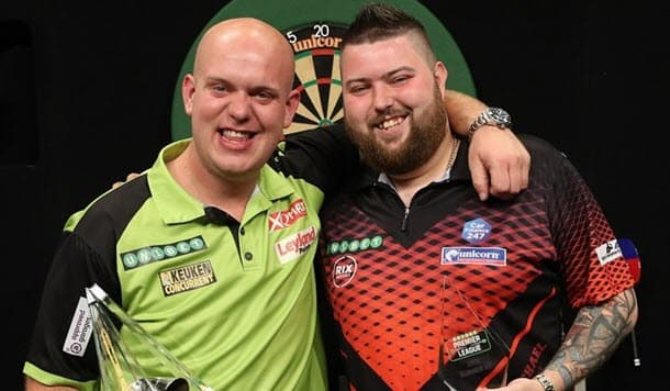 Michael Smith v Michael van Gerwen