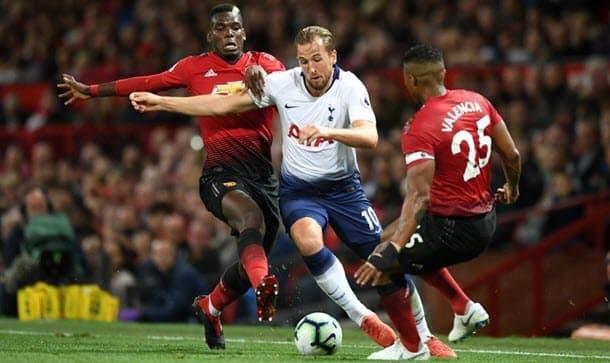 Tottenham Hotspur v Manchester United