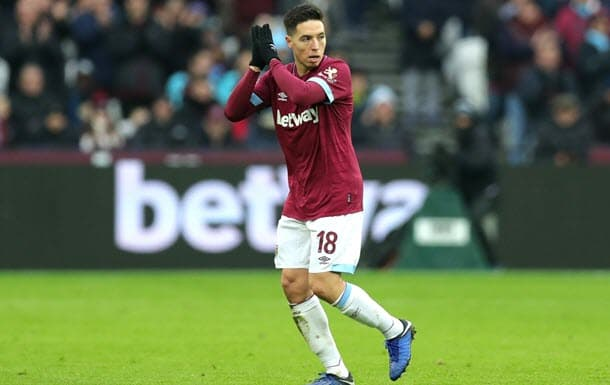 West Ham United Nasri