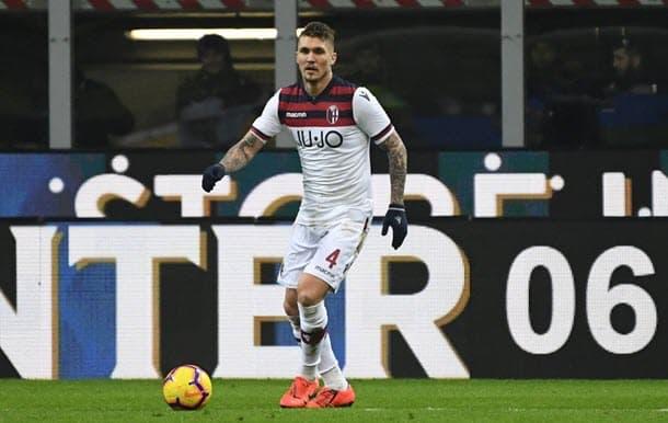 Lyanco Evangelista Bologna FC