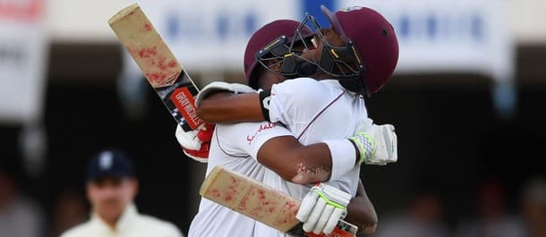 Will the Windies complete a whitewash?