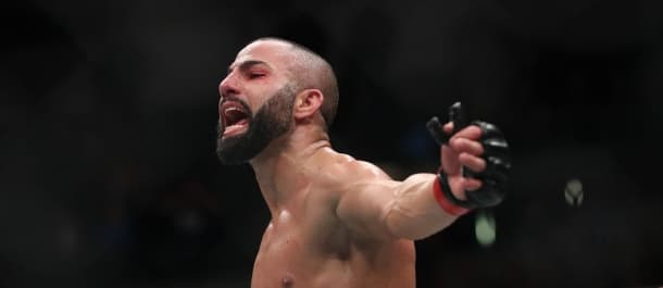 John Makdessi wins another UFC fight