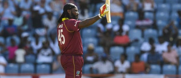 Gayle has been dominant