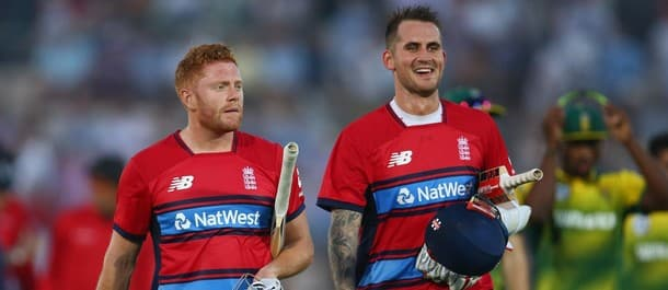Hales needs a score in the final T20