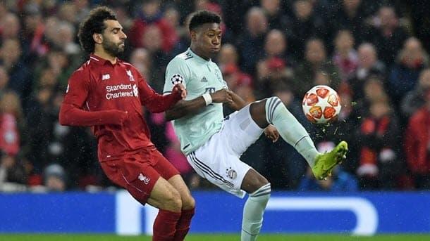 Liverpool v Bayern Munchen