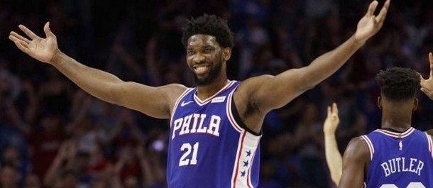 Can Embiid lead the 76ers to victory?