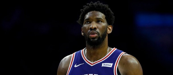 Embiid is the key for the 76ers
