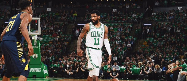 Kyrie is the key man for Boston