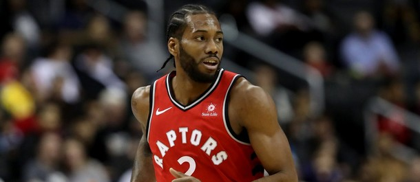 Leonard will be the difference for Toronto