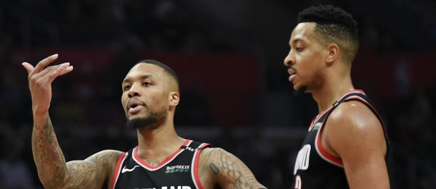 Can Lillard improve in the playoffs?