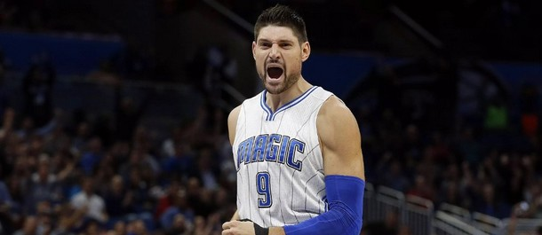 Vucevic has to perform for Orlando