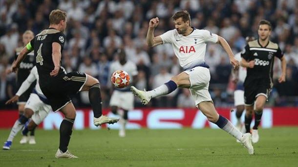 Ajax v Tottenham