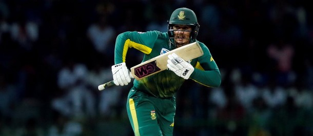De Kock will carry the load with the bat