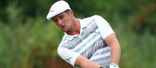 DeChambeau has consistency issues