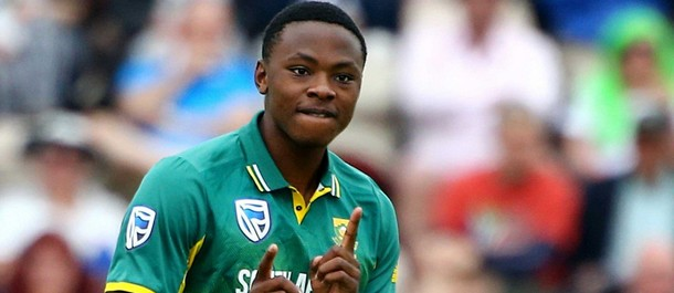 Rabada has a point to prove