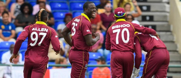 The Windies just qualified for the tournament