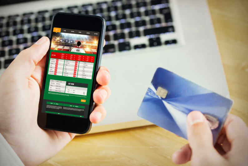 Online Betting Credit Card