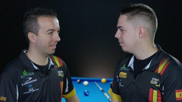 David Alcaide & Francisco Sanchez Ruiz