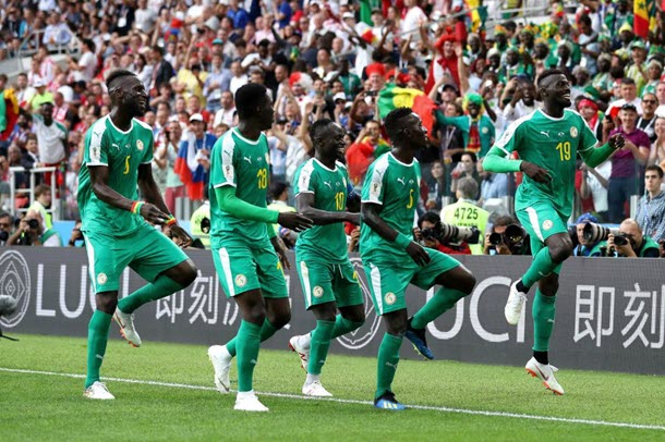 AFCON Senegal