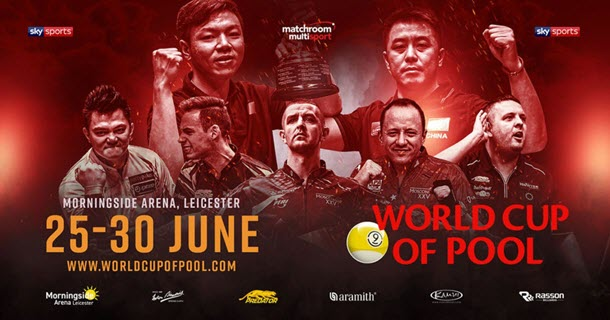 world cup of pool betting