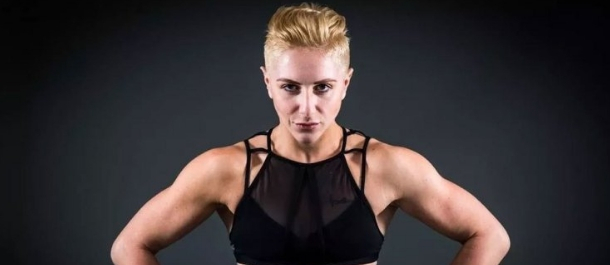 Olga Rubin will compete for the Bellator title
