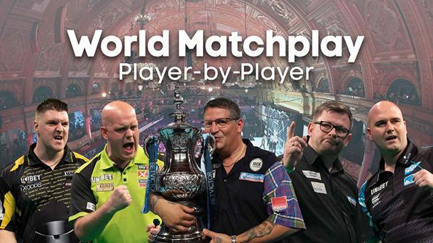 PDC World Matchplay Darts 2019