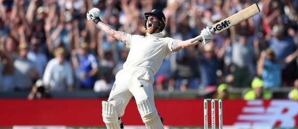 Stokes won the third Test almost singlehanded