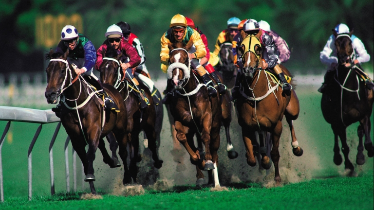 The Grand National Horse betting